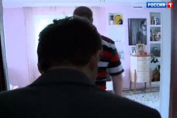 Папа Жанны Фриске показывает ее комнату