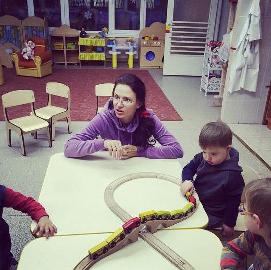 Новости: Эвелина Бледанс рассказала о том, как ее сын пошел в детский сад – фото №5