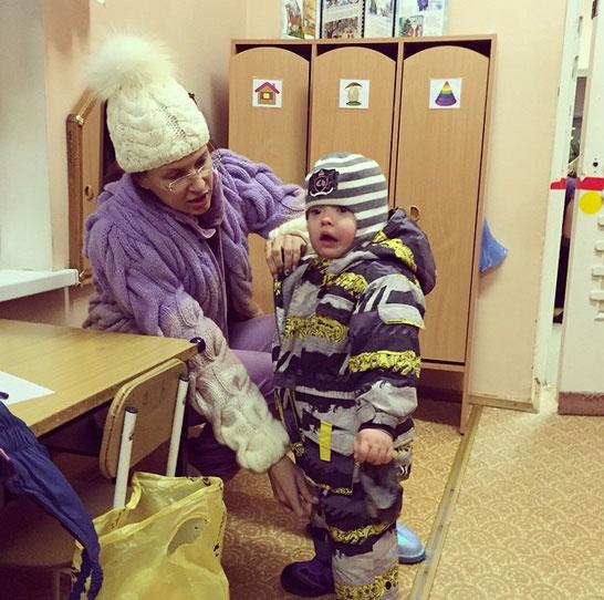 Новости: Эвелина Бледанс рассказала о том, как ее сын пошел в детский сад – фото №3