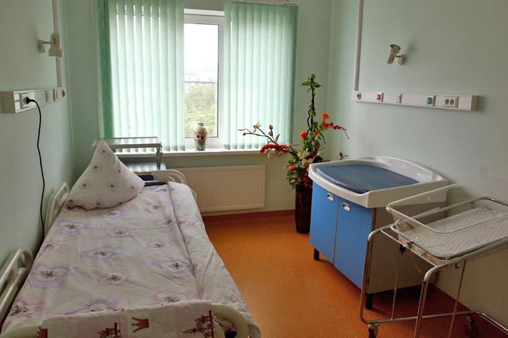 Комната мамы и ребенка в научном центре акушерства им. Кулакова