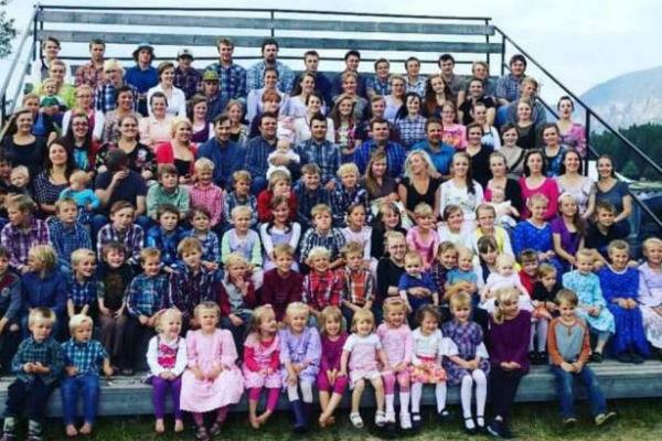 Большая семья Блэкмора
