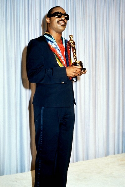 Стиви Уандер является обладателем множества наград