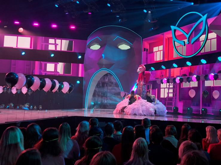 Новый номер Розовой Пантеры вызовет неожиданные версии, кто скрывается в костюме