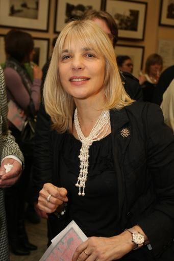 Вера Глаголева на церемонии вручения премии «Белый квадрат»