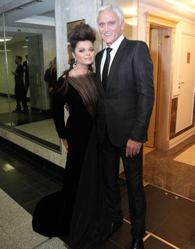 Наташа Королева и Александр Маршал