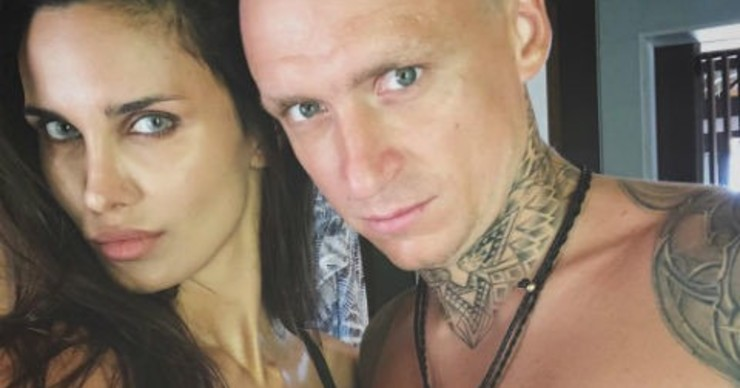 Бывший муж Аланы Мамаевой будет судиться с ней из-за сына