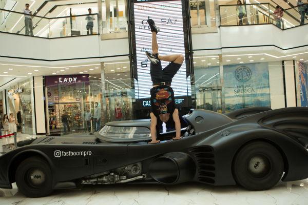 Стиль жизни: «Будь героем-2»: в Москве пройдет  масштабное шоу с мировыми рекордами – фото №2