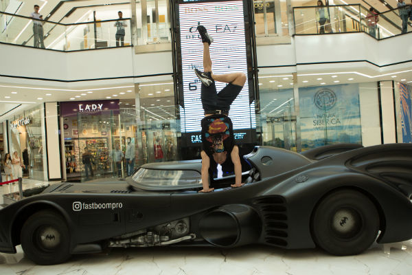 «Будь героем-2»: в Москве пройдет  масштабное шоу с мировыми рекордами