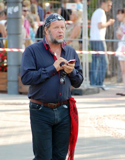 Борис Гребенщиков в Юрмале