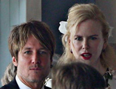 Николь Кидман с мужем погуляли на золотой свадьбе ее родителей
