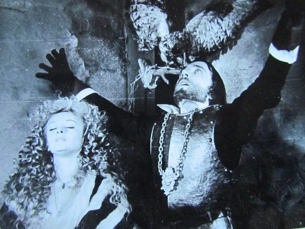 Одна из самых эмоциональных сцен была у Маргариты Тереховой с Евгением Данчевским