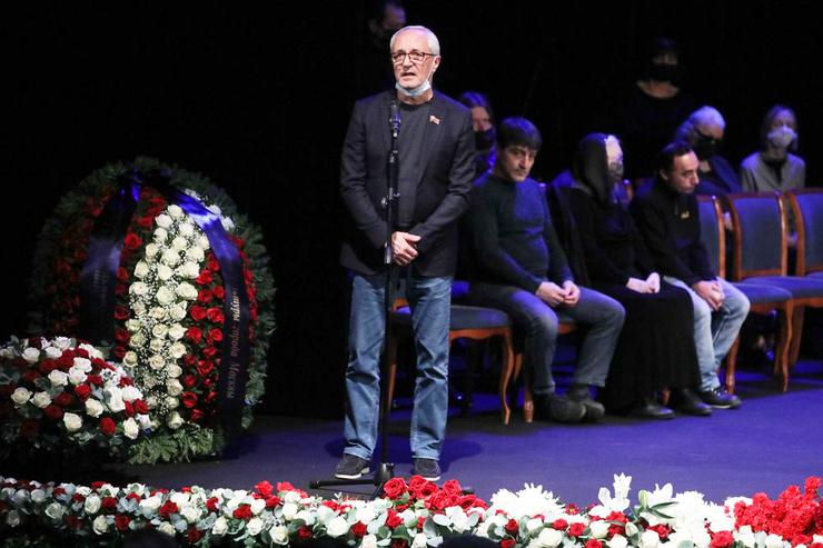 Евгений Герасимов вспомнил о работе и дружбе с Арменом Борисовичем