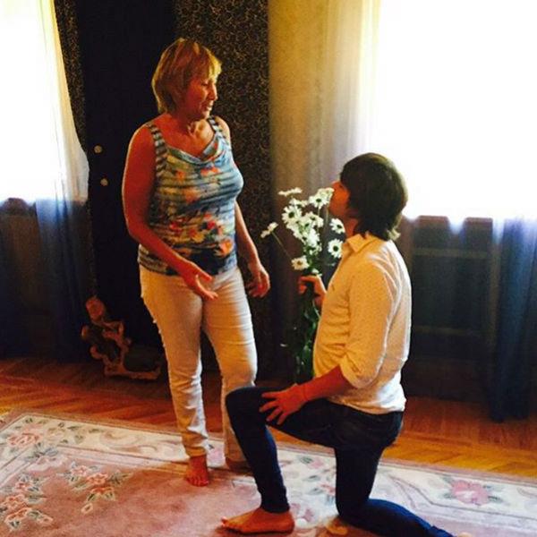 Копенкину и Шарапова связывают романтические отношения