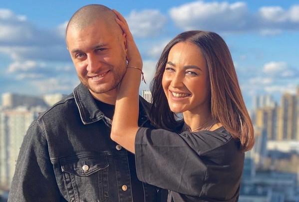 Сейчас Ольга счастлива с Давидом Манукяном