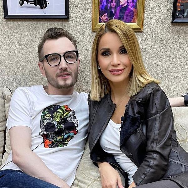 Влад Кадони и Ольга Орлова