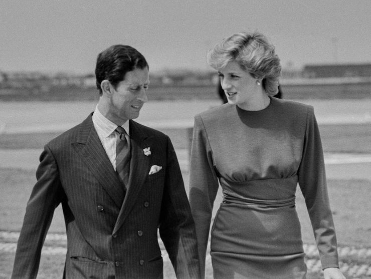 Брак Чарльза и Дианы просуществовал 15 лет