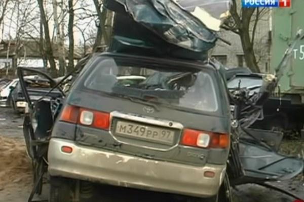 Александр Дедюшко погиб в аварии вместе с семьей