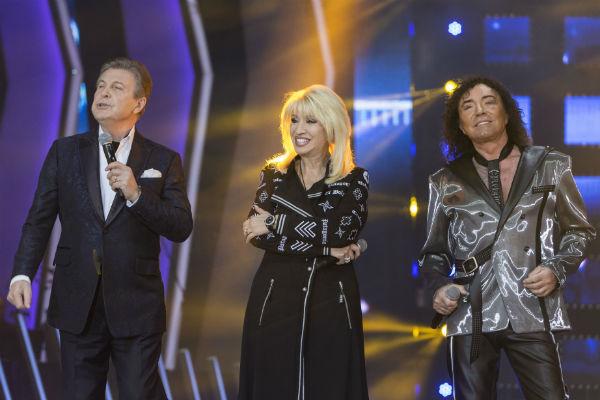 Артистка часто выступает на сборных концертах вместе с коллегами