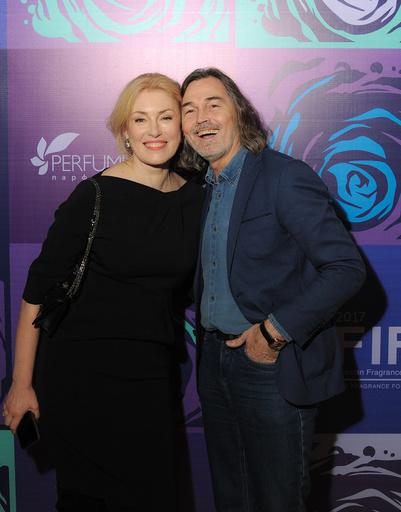 Члены жюри FiFi Мария Шукшина и Никас Сафронов