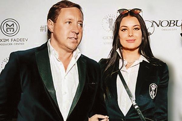 Шесть лет назад Федорова вышла замуж за офицера ФСБ Андрея Бородина
