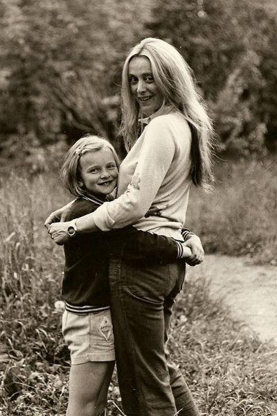 Анна Терехова всегда считала маму гениальной актрисой