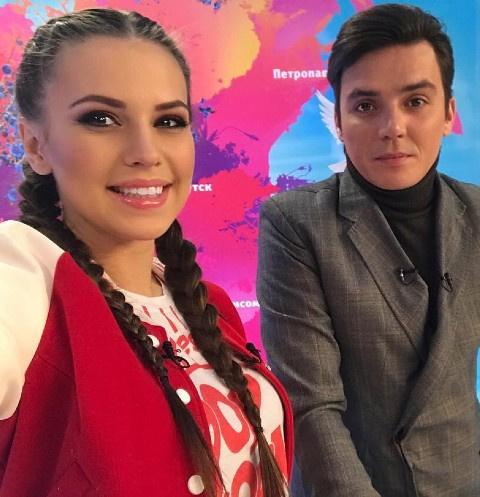 Саша Артемова и Женя Кузин