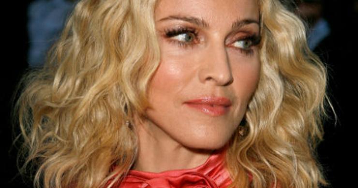 Мадонна сменила имидж и стала похожа на Ларису Гузееву