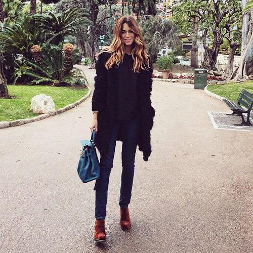 Наталья Ткалина работает в модельном бизнесе с 17 лет