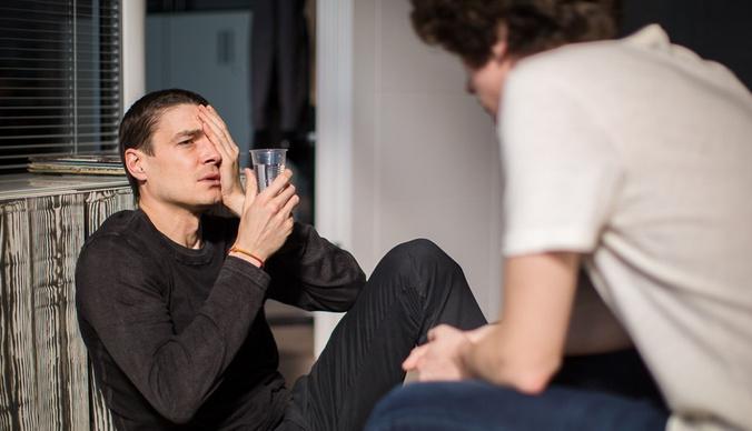 Как снимался «Триггер»: сложная сцена с Игорем Костолевским, феноменальное похудение Максима Матвеева