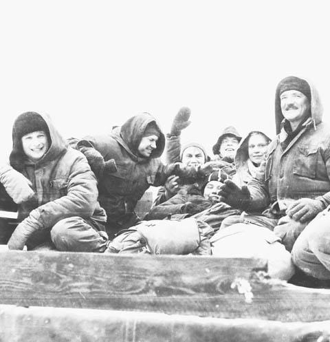 Дневники погибших на перевале Дятлова покажут в сериале ТНТ