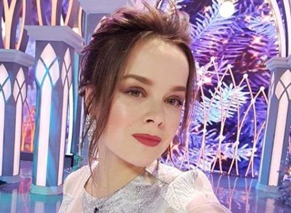 Наталия Медведева снялась в новогоднем мюзикле спустя месяц после родов