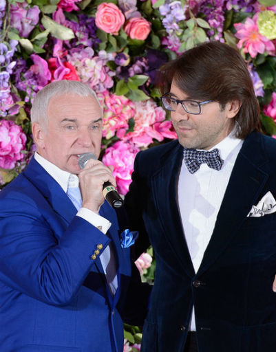 Станислав Попов и Андрей Малахов