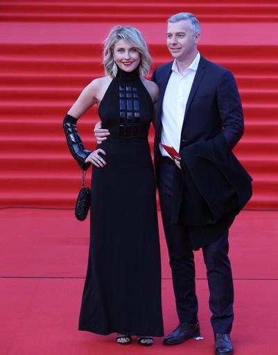 Екатерина Архарова с возлюбленным Артемом Илясовым