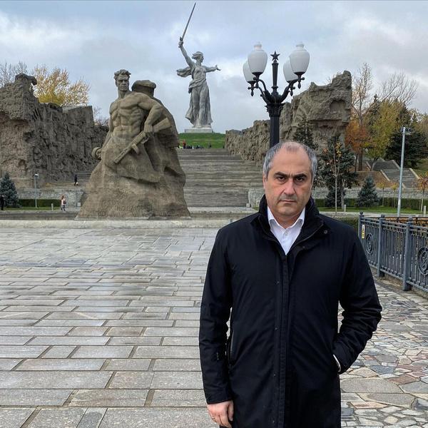Шота Горгадзе намерен сделать все, чтобы Санкин вышел на свободу