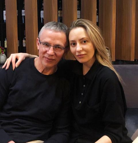 Игорь и Алена Ларионовы
