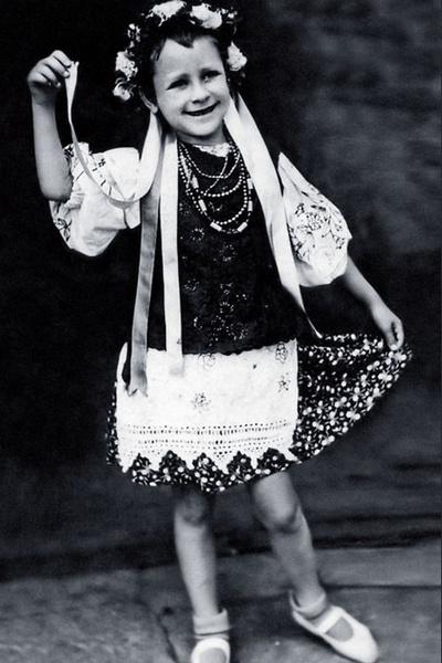 Тамаре Миансаровой пришлось многое пережить в детские годы