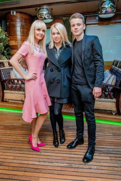 Валерия, Яна Рудковская, Арсений Шульгин