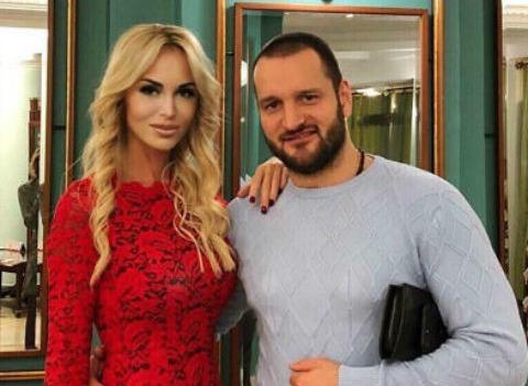 Алексей Самсонов женился во второй раз