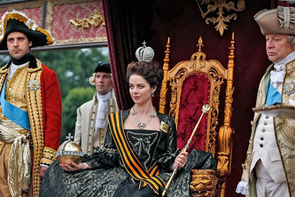Актеры не носили парики на съемках сериала