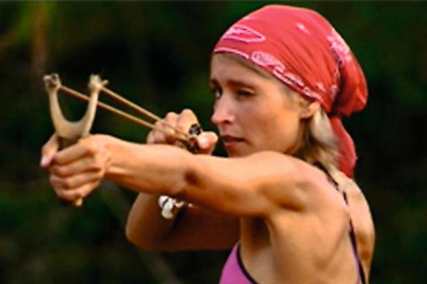 Вероника Норкина — победитель второго сезона «Последнего героя» в 2002 году