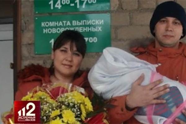 Луиза Хайруллина сбежала с мужем и детьми