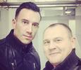 Степан Меньщиков предложил Михаилу Терехину стать моделью