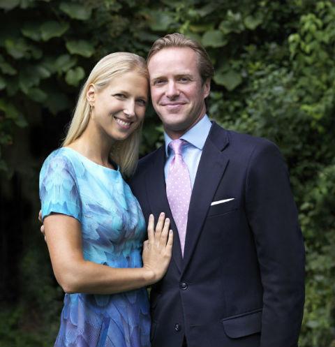 Экс-бойфренд Пиппы Миддлтон женится на племяннице Елизаветы II