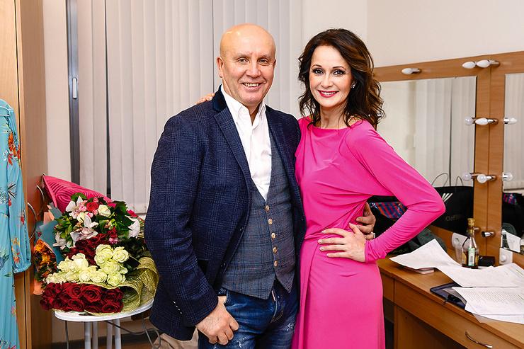 Ольга и Николай поженились через несколько месяцев после знакомства
