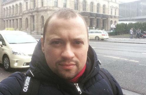 Актер Андрей Гайдулян после лечения от рака