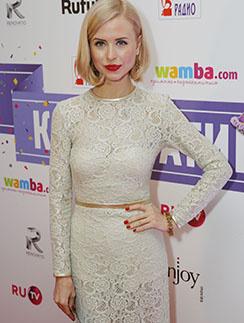 Мирослава Карпович. Снимок был сделан в сентябре 2014 года