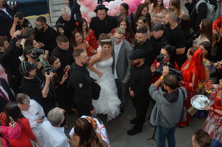 Моргенштерн и Дилара решили закатить пышную свадьбу