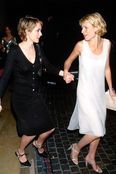 Когда-то актрисы были близкими подругами