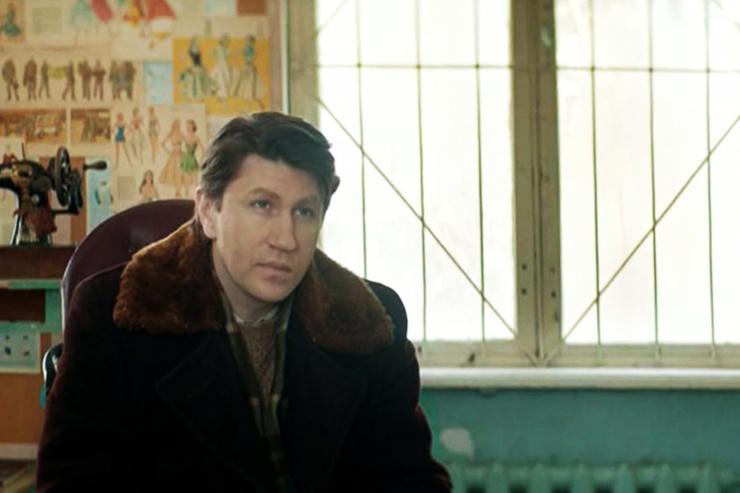 В «Шифре» Волоцкий сыграл инвалида Виталия