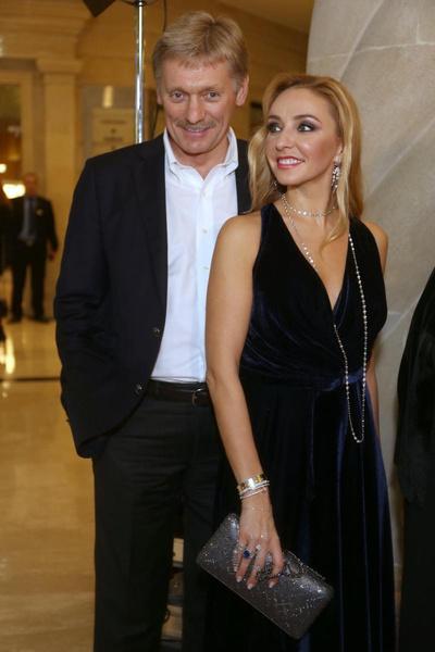 Навка познакомилась с Песковым в 2010 году